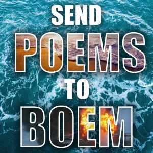 Send poems to boem